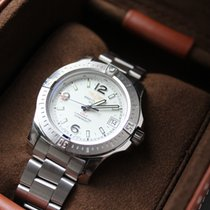 Breitling Colt 36 Quartz Stainless Steel Ladies Watch