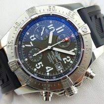Breitling Avenger Skyland Chronograph - A13380 - Box &...