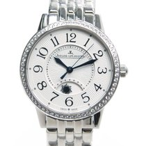 Jaeger-LeCoultre Rendez Vous Stainless Steel Silvery White...