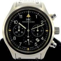 IWC Pilot Der Flieger Chronograph Ref 3741