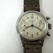 Breitling Premier Chronograph ref.790 stainless steel dates 1945