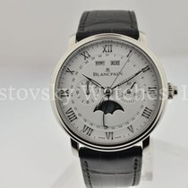 Blancpain Steel 40mm Automatic 6685-1127-55B pre-owned