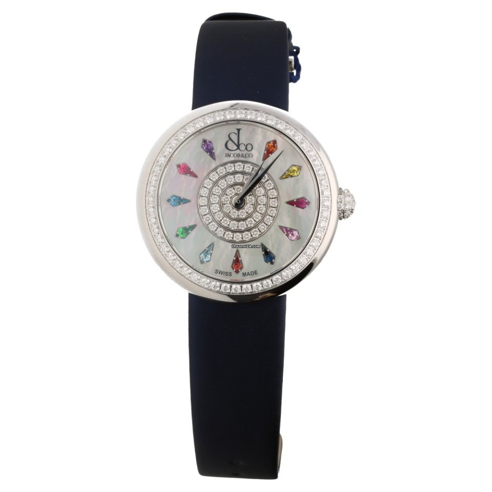 14e2c073435 Preço de relógios Jacob   Co. - Relógios de luxo na Chrono24