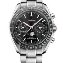 Omega 304.30.44.52.01.001 Stahl 2019 Speedmaster Professional Moonwatch Moonphase 44.2mm neu Deutschland, Stuttgart