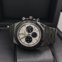 Audemars Piguet 26331ST.OO.1220ST.03 Steel Royal Oak Chronograph 41mm pre-owned United States of America, New York, New York