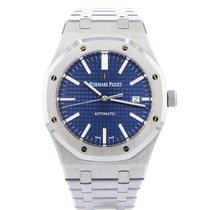 Audemars Piguet Royal Oak 15400 Blue Dial