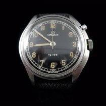 Lemania 40mm Manual winding 1957 pre-owned
