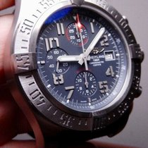Breitling Titanium Automatic 45mm new Avenger Bandit