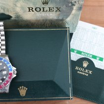 Rolex 1675 Acier 1967 GMT-Master occasion France, Roumagne
