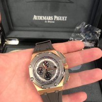 Audemars Piguet Royal Oak Offshore Chronograph Rose gold 44mm Grey No numerals United States of America, Florida, Jupiter