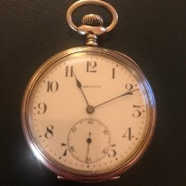 Zenith Silver Manual winding pre-owned