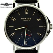 NOMOS pre-owned Automatic 40mm Black Sapphire Glass 20 ATM