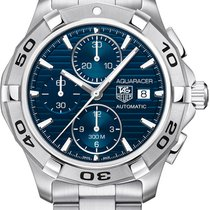 TAG Heuer Aquaracer 300M new Automatic Chronograph Watch with original box CAP2112-BA0833