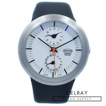 Ikepod Isopode Steel 39mm White United States of America, Florida, Hallandale Beach