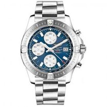 Breitling Colt Chronograph Automatic Steel 44mm Blue United States of America, Pennsylvania, Holland