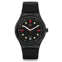 Swatch Plastic 42mm Automatic SUTZ406 new