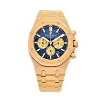 Audemars Piguet Royal Oak Chronograph 26331OR.OO.1220OR.01 Nové Růžové zlato 41mm Automatika