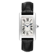 Cartier Tank Américaine W2604351 pre-owned