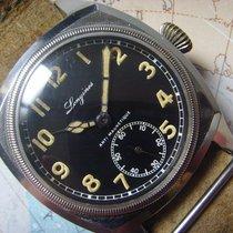 Longines 1952 Vintage Original Pilot Czech Military Tartarugone