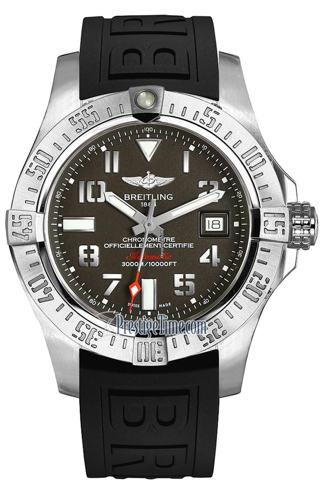 789433da390 Breitling Avenger II Seawolf Watches for Sale - Find Great Prices on  Chrono24