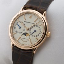 Audemars Piguet CLASSIC DAY DATE MOON 18K ROSE GOLD ENAMEL...