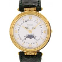 Van Cleef & Arpels La Collection Moon Phase 18K YG 111023