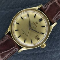 Omega constellation Solid 18k gold