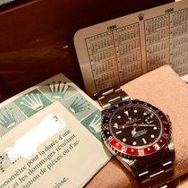 Rolex GMT-Master II 16710 tritium dial ser.W