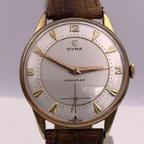 Cyma vintage CYMAFLEX HUGE 41 mm meca ref 1355 cal 786K