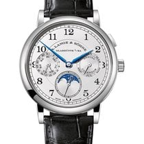 A. Lange & Söhne 238.026E White gold 2019 1815 40mm new