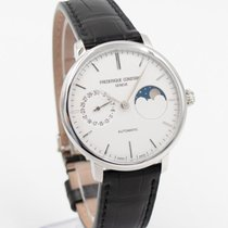 Frederique Constant Slimline Moon Phase Automatic FC-702S3S6 -...