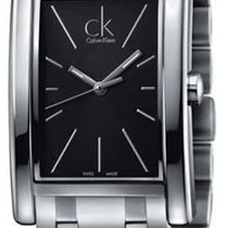 ck Calvin Klein Steel 30mm Quartz K4P21141 new