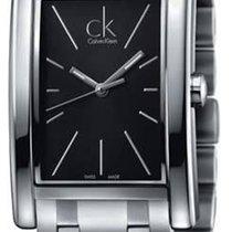ck Calvin Klein Ατσάλι 30mm Χαλαζίας K4P21141 καινούριο