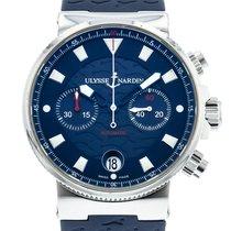 "Ulysse Nardin Maxi Marine Chronograph ""Blue Seal"" Limited..."