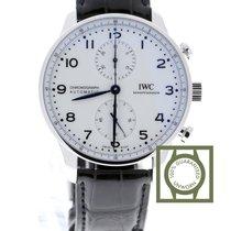 IWC Portuguese Chronograph nouveau 41mm Acier