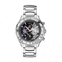 Versace Steel 44mm Automatic VK801 0013 new