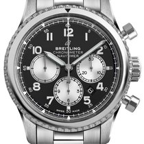 Breitling Aviator 8 Steel 43mm Black Arabic numerals United States of America, California, Moorpark