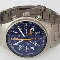 Sinn Chronograph 40mm Automatic 2002 new Blue