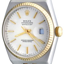 Rolex Datejust Oysterquartz Steel 35mm Silver No numerals United States of America, Texas, Dallas