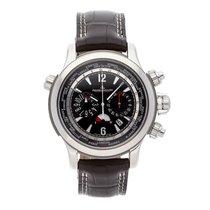 Jaeger-LeCoultre Master Compressor Extreme World Chronograph Acier 46.2mm Noir Arabes