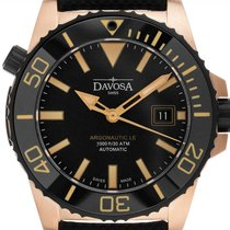 Davosa Steel 42mm Automatic 161.581.55 new