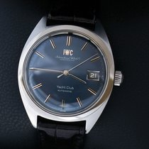 IWC Yacht Club Steel 36mm Blue No numerals