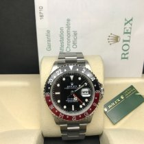 Rolex 16710 Staal 2006 GMT-Master II 40mm nieuw