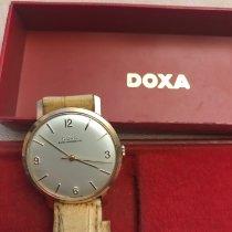 Doxa Złoto różowe 35mm Manualny używany