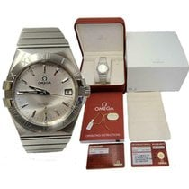 Omega Constellation Quartz 35mm Silver United States of America, North Carolina, Charlotte