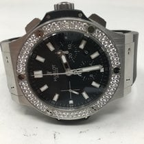 Hublot Steel 44mm Automatic 301.SX.1170.RX.1104 new