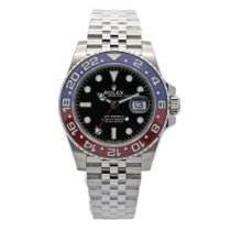 Rolex 126710BLRO Steel 2019 GMT-Master II 40mm new United States of America, New York, New York