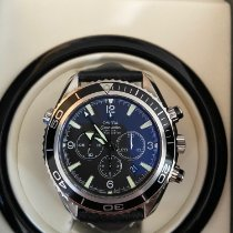 Omega Seamaster Planet Ocean Chronograph 2210.50.00 2009 pre-owned