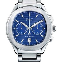 Piaget Polo S Steel 42mm Blue United States of America, New York, NY