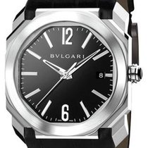 Bulgari Steel 38mm Automatic BVLGARI Octo 102121 BGO38BSLD new